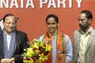 Saina Nehwal Joins BJP With Promise To 'Contribute' - Here's A Look At Ace Badminton Player's Career