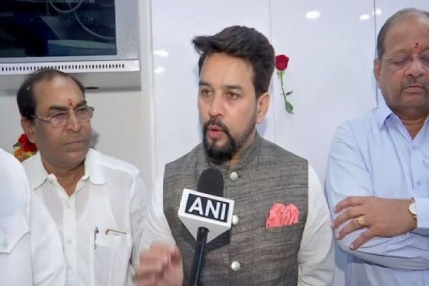 Delhi Assembly Election: EC Orders Removal Of BJP's Anurag Thakur, Parvesh Varma From List Of Campaigners