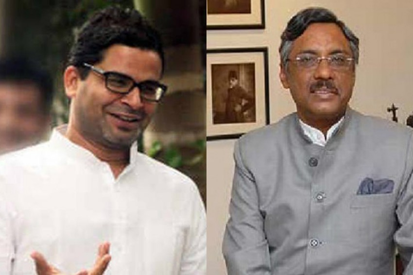 JD(U) Sacks Disgruntled Prashant Kishor, Pavan Varma For 'Anti-Party Activities'
