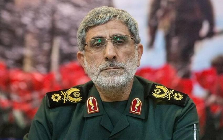 Iran Names Esmail Qaani New Quds Chief After Soleimani Killing