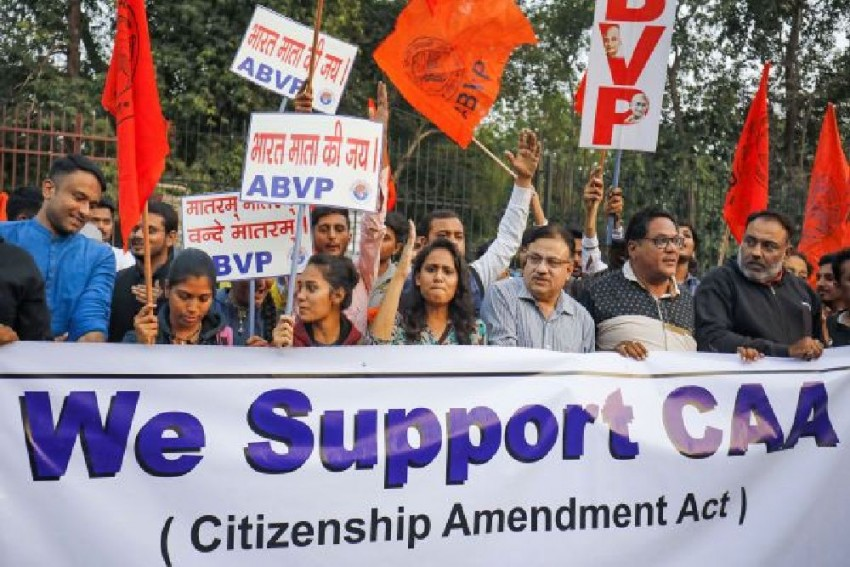 BJP Leaders To Visit Households Across India On January 5 To Mobilise Support For CAA