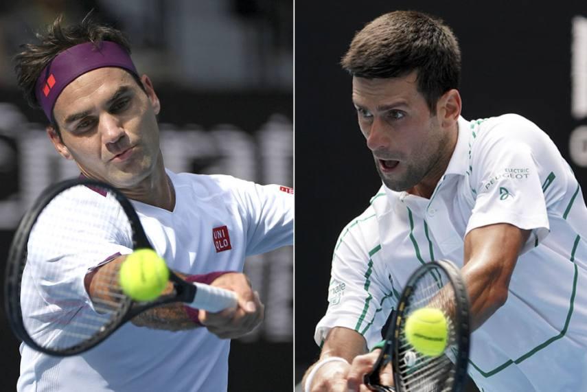 Roger Federer Vs Novak Djokovic Live Streaming When And Where To Watch Dream Australian Open Semi Final