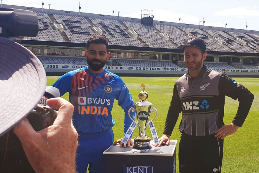 NZ Vs IND, 4th T20I Live Streaming: When And Where To Watch New Zealand-India Cricket Match