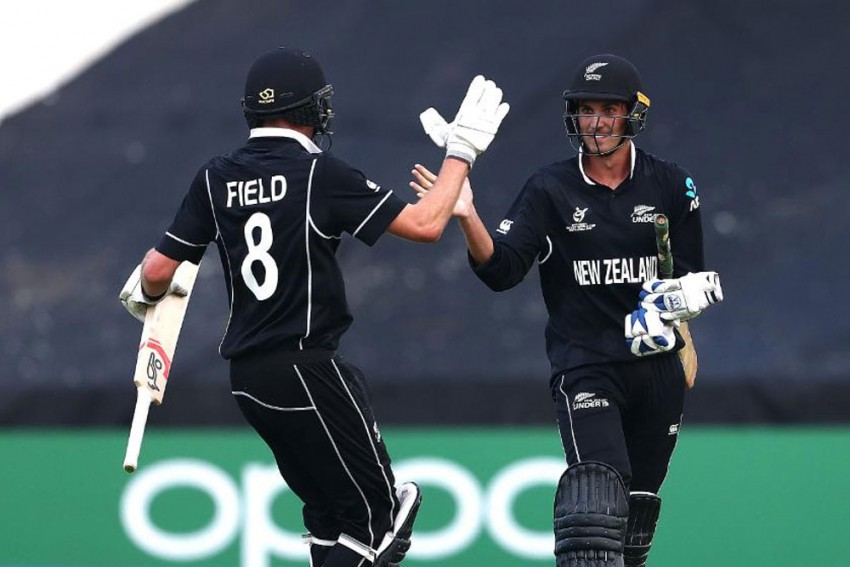 ICC U-19 Cricket World Cup: Kristian Clarke Comes To New Zealand's Rescue Against West Indies As They Book Semi-Final Spot