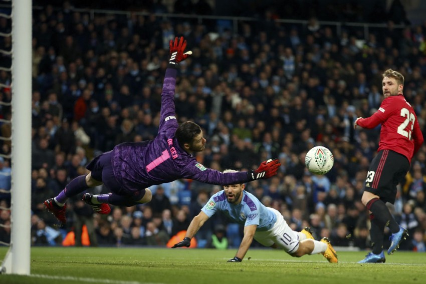 Manchester City 0-1 Manchester United (3-2 agg): Pep Guardiola's Men Into EFL Cup Final Despite Defeat