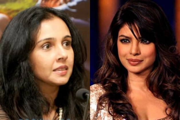 More Power To You Actress Suchitra Krishnamoorthy Backs Priyanka Chopra S Grammys Look