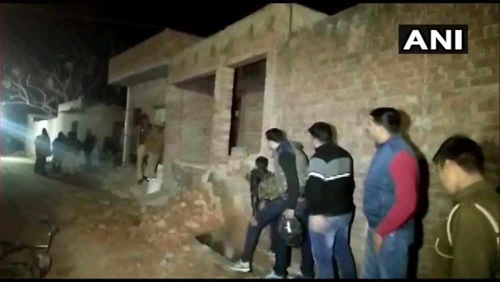 Murder Accused Holds 20 Children Hostage In UP; Lobs Grenade, Opens Fire