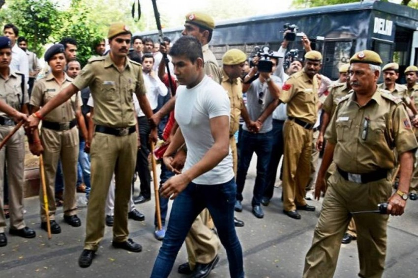 'Inmates Spat In My Food, Tortured Me': Nirbhaya Case Convict Vinay Sharma In Mercy Plea