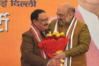 JP Nadda's Tenure as BJP Party President Could Be One Of Stabilisation