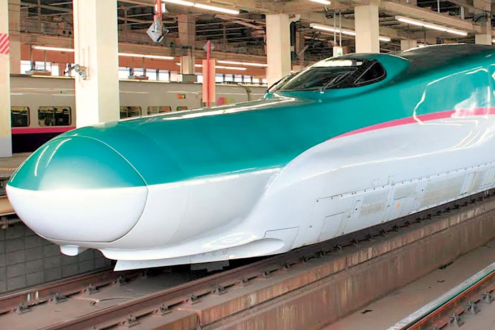Future Tense For Speed Merchants, Bullet Train Way Off The Mark