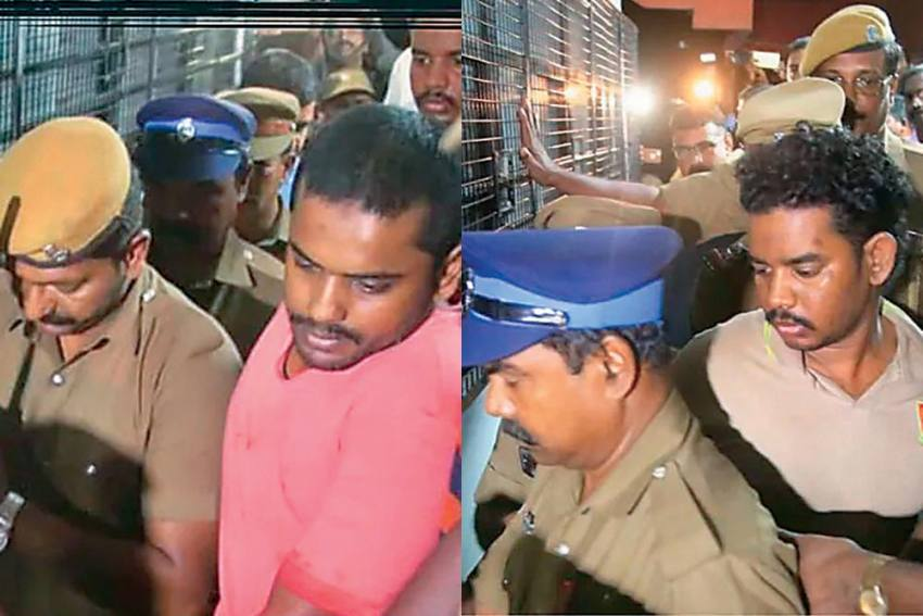 IS-Style Killing Of Police Officer Sends Shivers Down The Spine Of Tamil Nadu Cops