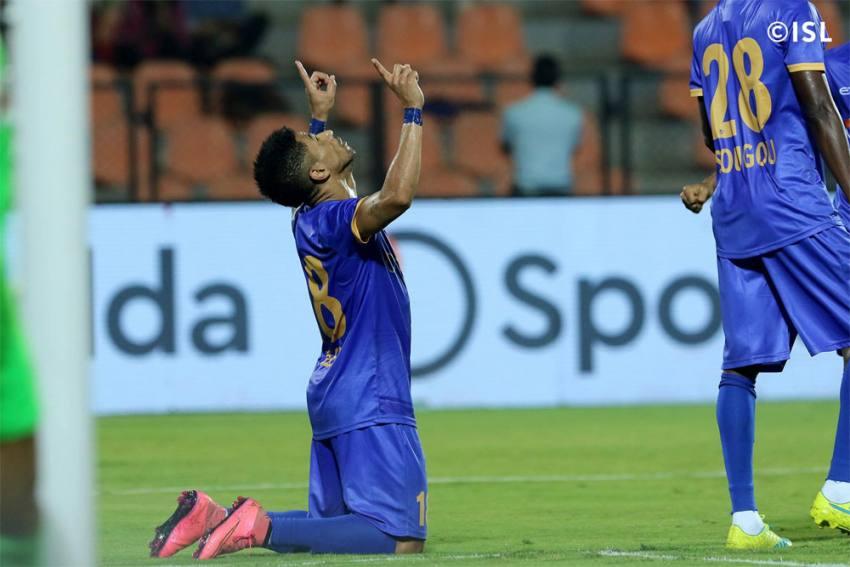ISL: Mumbai City Beat NorthEast United 1-0; Jump To 4th Spot