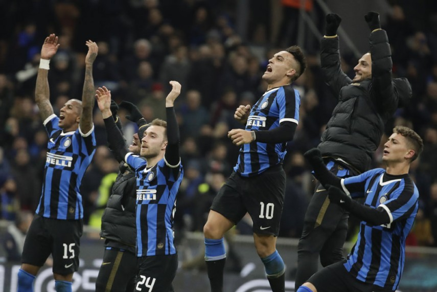 serie a 2019 20 gameweek 22 preview inter s premier league new boys settling nerves before milan derby serie a 2019 20 gameweek 22 preview