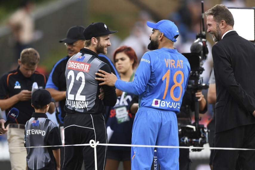 Nz Vs Ind 4th T20i Mive To
