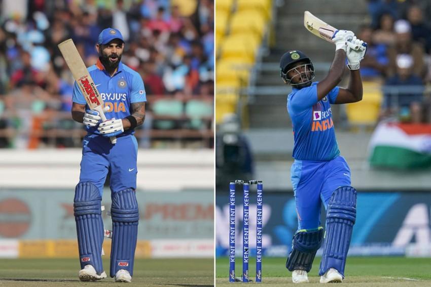 NZ Vs IND, 4th T20I: Virat Kohli Keeps Promise, But Sanju Samson Fails To Cash In