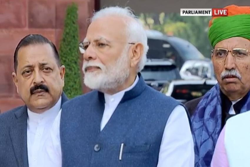 'Want Vast, Qualitative Discussion On Economy In Parliament': PM Modi Ahead Of Budget Session