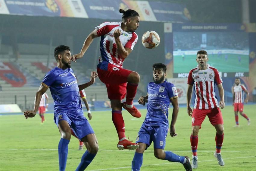 ISL: Clinical ATK Punish Wasteful Mumbai City FC