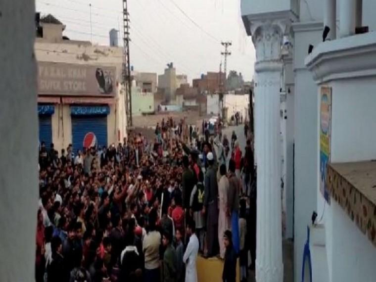India Condemns Attack On Gurdwara Nanakana Sahib, Pakistan Says 'Untouched, Undamaged'