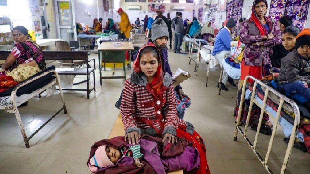 Kota Infant Deaths: Toll Reaches 107; Central Govt Team Visits JK Lon Hospital
