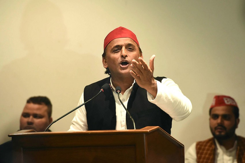 'All Deaths During UP Anti-CAA Protests Caused By Police Bullets': Akhilesh Yadav