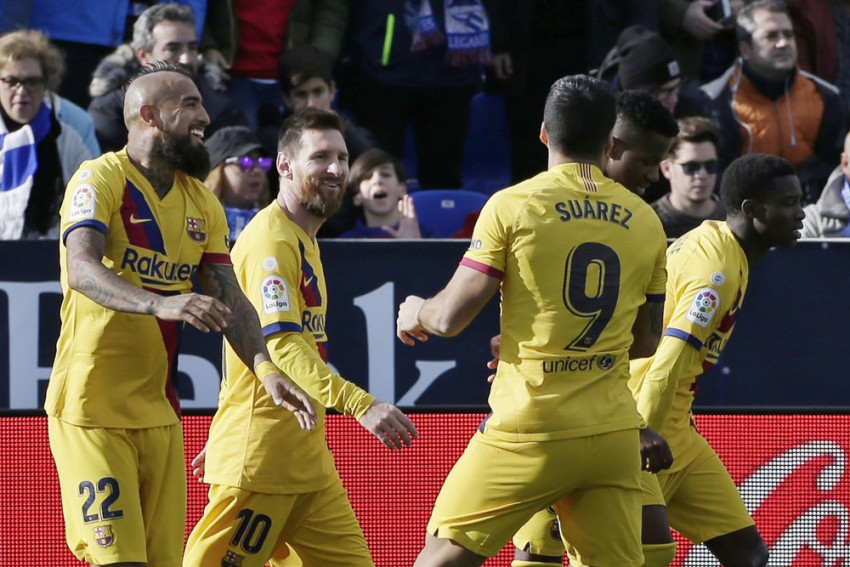 La Liga 2019-20 Title Race: How The Big Three Stand At The Halfway Stage In Spain