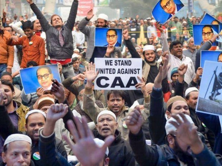 Following Crackdown On Anti-CAA Protests, World Is Looking At ...