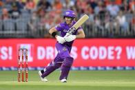 BBL: D'Arcy Short Century Leads Hobart Hurricanes Past Perth Scorchers