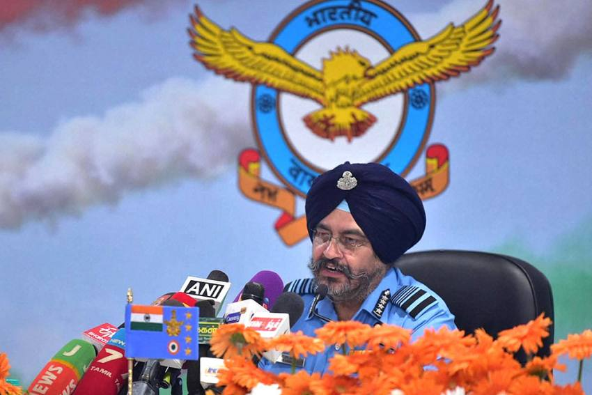 Air Force Transported 625 Tonnes Of New Notes After Demonetisation: Ex-IAF Chief Dhanoa