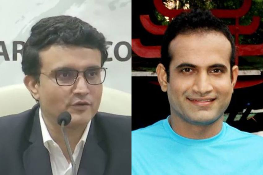 Sourav Ganguly Made India Learn The Most Important Thing: Irfan Pathan