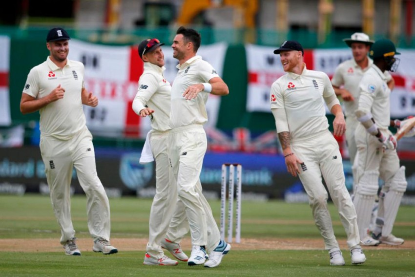 SA VS ENG, 2nd Test, Day 3: James Anderson Gets The Buzz Back As England Take Control In Cape Town