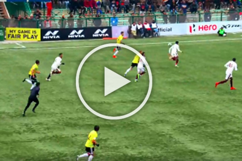 Real Kashmir Vs Mohun Bagan Live Streaming: When And Where To Watch I-League Football Match In Freezing Srinagar