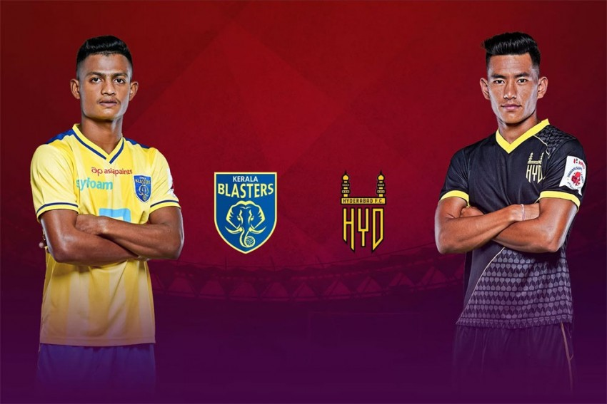 Kerala Blasters Vs Hyderabad FC Live Streaming: How To Watch Indian Super League Football Match Live On TV And Online
