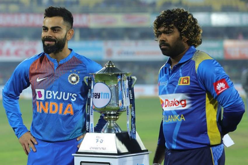IND Vs SL, 1st T20I As It NOT Happened: Rain Washes Out Guwahati Tie Between India And Sri Lanka