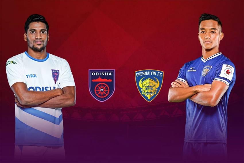 ISL: Odisha FC, Chennaiyin FC Look To Close Gap With Top-Four