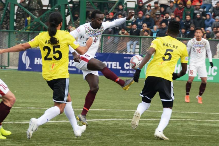 I-League: We Lost Our Focus For Five Minutes And Paid The Price, Says Real Kashmir Coach David Robertson