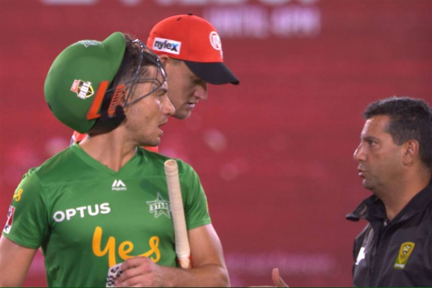 BBL: Australian All-Rounder Marcus Stoinis Slapped With Hefty Fine For Homophobic Slur