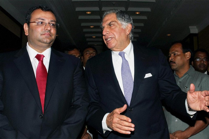 Not Interested In Getting Back To Tata Group: Cyrus Mistry