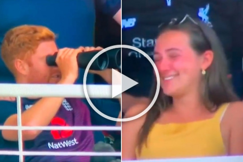 SA Vs ENG: 'Peeping' Jonny Bairstow Gets Stitched Up, TV Broadcaster Accused Of 'Objectifying Women' - VIDEO