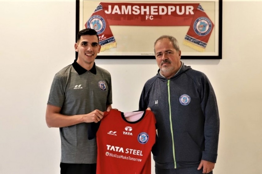 ISL: Jamshedpur FC Rope In Spanish Forward David Grande