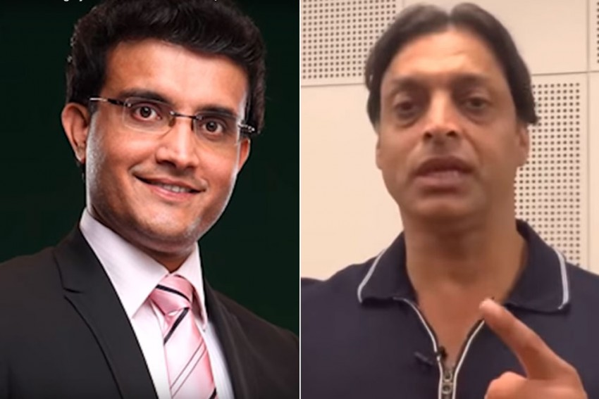 Four-Day Test A Conspiracy Against Asian Teams, BCCI Boss Sourav Gangully Will Not Let It Happen: Shoaib Akhtar