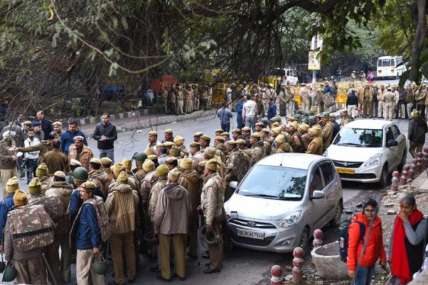 JNU Attack Is Brutal Act Against Reason By Majoritarian Government