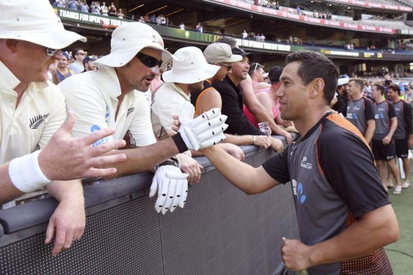 AUS Vs NZ, 3rd Test: Ross Taylor Becomes New Zealand's Leading Run-Scorer
