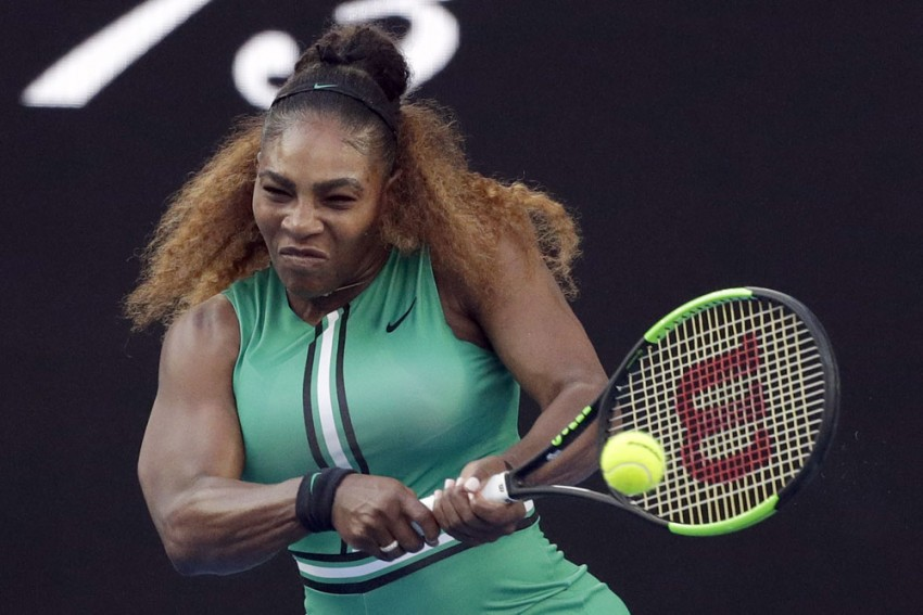 Australian Open: Serena Williams Eyes Margaret Court's Grand Slam Record Amid Drought