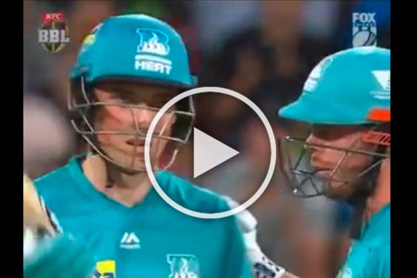 Tom Banton Hits Five Consecutive Sixes En Route To 2nd-Fastest Fifty In Big Bash League - WATCH