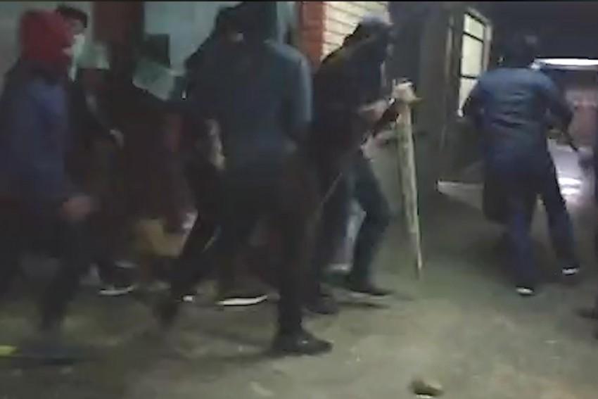 'State-Sponsored Terrorism On JNU Campus': Congress Attacks Amit Shah, Delhi Police