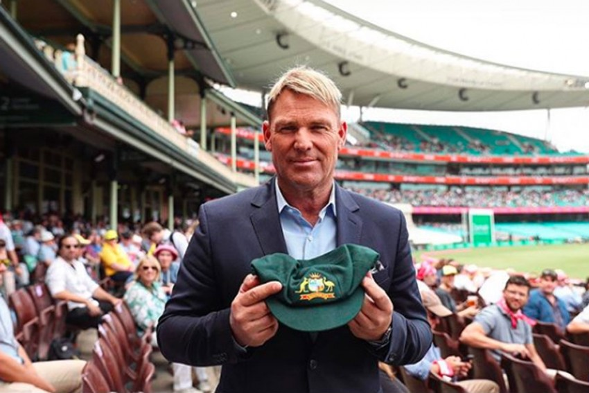 Australia Bushfire: Shane Warne To Auction Iconic Baggy Green To Raise Funds For Victims