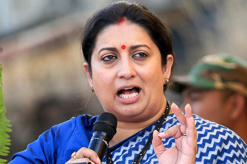 Campuses Should Not Be Made Political Battlefields: Smriti Irani On JNU Violence