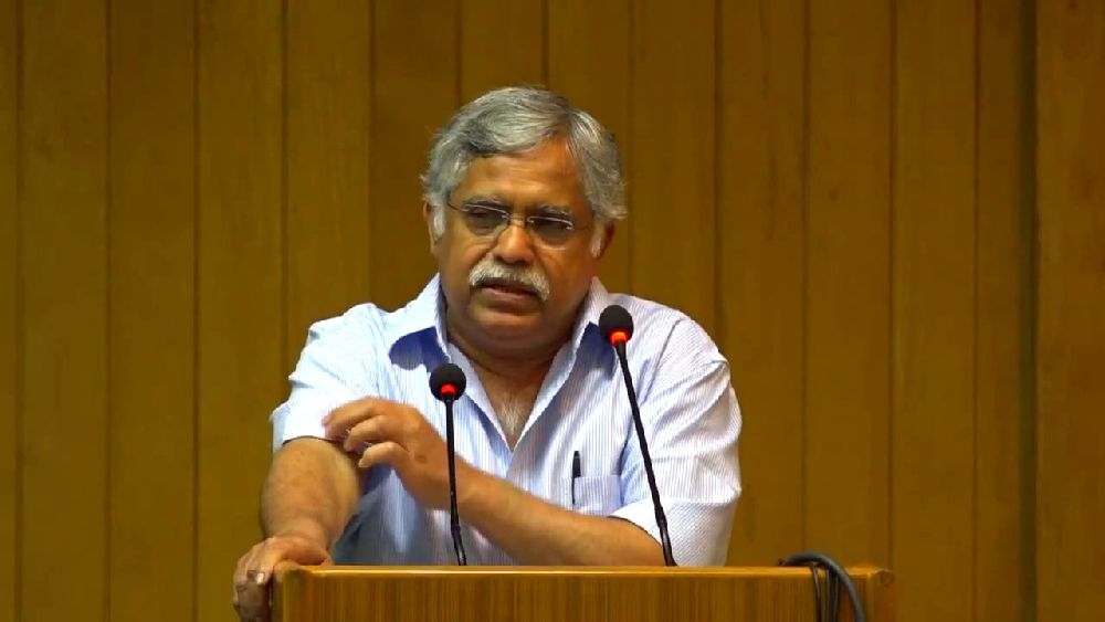 Professor CP Chandrasekhar Withdraws From Panel To Review Economic Data Over 'Current Situation'