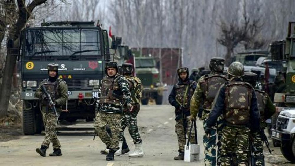 Militant Killed In Encounter In Jammu And Kashmir's Pulwama