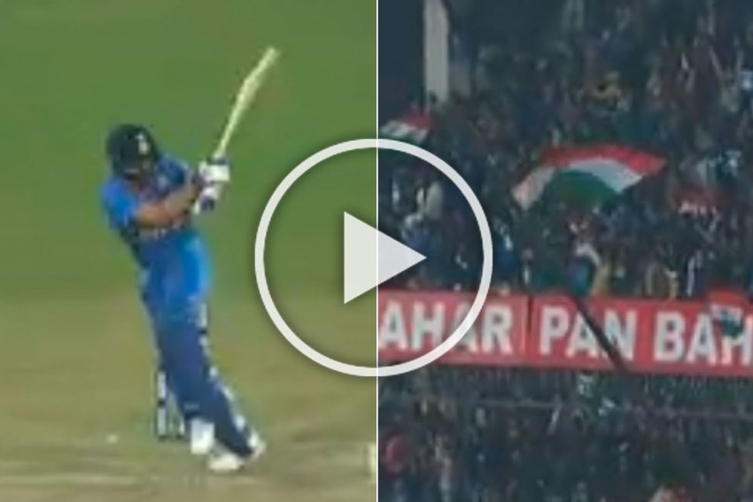 IND Vs SL, 2nd T20I: Virat Kohli Finishes Off With Unbelievable Six - MUST WATCH